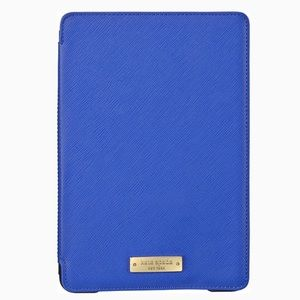 ❤️••kate spade ipad air 2 colbalt folio case••